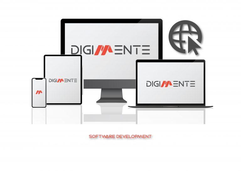 Digimente Digital Marketing Agency Software Development slider